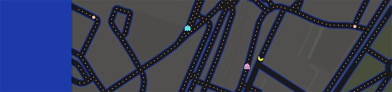 Pac-Man sur Google